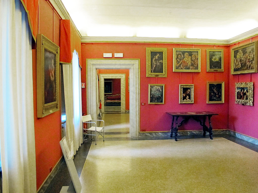 Picture Gallery, first floor
